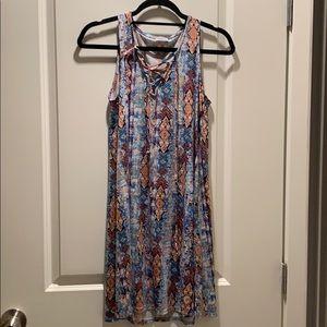 Abbeline printed dress